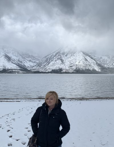 Michelle in Alaska